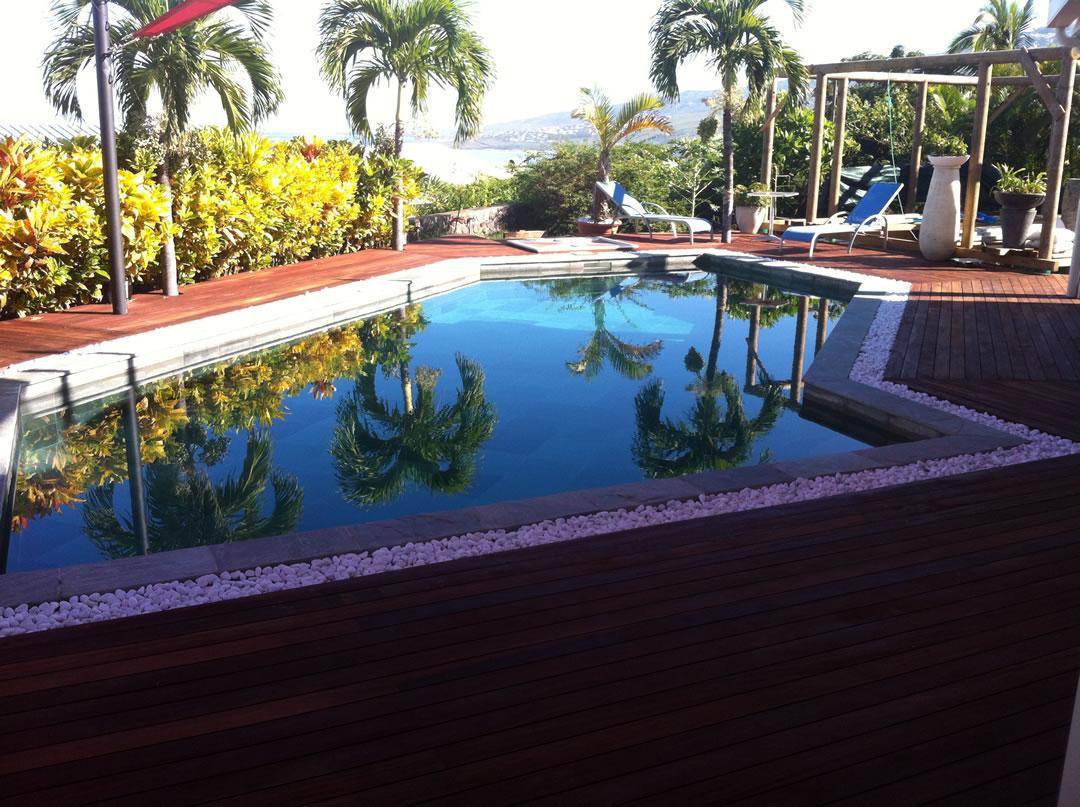 Cleanic Piscine Exemple de construction de piscine 02
